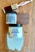 Ultimate Kitchen Cabinet Makeover Silk Kit All-in-one Mineral Paint, Dixie Belle