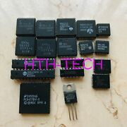 Generic Homebrew 6502 And 6809 Cpu Kit Of Ics W/video And Sound Chips Plcc/dip