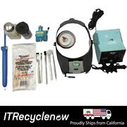 Weller Wes51 Analog Soldering Station Power Unit Proand039s Kit With Extras -no Stand