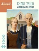 Grant Wood American Gothic 1000 Piece - Jigsaw Puzzle