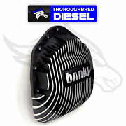 Banks Differential Cover Satin Black 2001-2019 Aam 11.5 Inch 14 Bolt Rear Axle