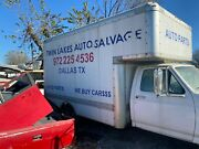 U-haul Box Roof And Whiting Roll Up Door 14and039 Box Only From F350