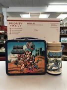 1984 He-man Masters Of The Universe Lunchbox And Thermos
