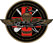 Usmc Special Amphibious Recon Corpsman Decal 4 Wide X 3.28 High