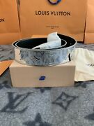 Louis Vuitton Menandrsquos Mirrored Belt Very Limited And Sold Out