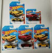 Hot Wheels And03918 Dodge Challenger Srt Demon - Choice Of Color Variations