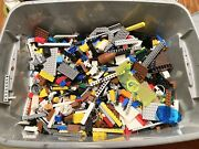 16 Lbs. Lot Of Assorted Lego Pieces Mixed