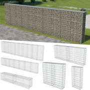 Gabion Wall With Covers Galvanized Steel Retaining Gardens Wire Edging Cage