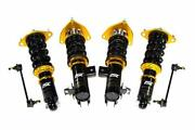 Isc Suspension N1 Coilovers For 05-07 Subaru Sti Incl Wagon Best On The Planet