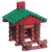 Lionel Lincoln Logs 3 Buildings 3 Sealed Packs Cabin And Cottage And Frontier House