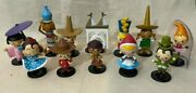 Disney Vinyl Happiest Cruise Complete Set Of 12 Clock Chase Its A Small World