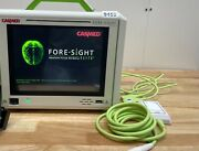 Casmed Fore-sight Elite Monitor 01-06-3000 Preamp Cable 01-06-3100 9453