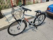 Marin 21-speed Commuter Bike With Locks And Accessories
