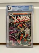 X-men 99 30 Cent Price Variant Cgc 9.4 White Pages