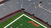 2 Cleveland Browns Lower Level 2021 Season Tickets Section 149 Row 14 Aisle