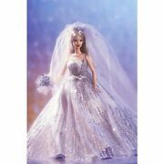 Toy Model Millenium Collection Bride Barbie Doll Limitted Edition 1999