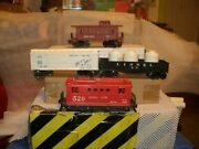 Lionel Postwar O Gauge 1542 Freight Set With Set Box And Three Component Boxes
