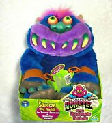 2001 My Pet Monster New With Tags, Nwt Original Box, Shackles Handcuffs Rare