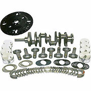 Scat 1-94965be Ford 460 Series 9000 Cast Street/strip Rotating Assembly 532ci