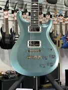 Paul Reed Smith S2 Mccarty 594 Thinline Frost Green | Gig-bag + Plek Avail 863
