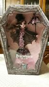 Draculaura Monster High Adult Collector Couture Doll