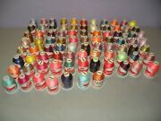 83 Spools Lot Of Metro Machine Embroidery Thread New Nos