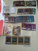 Yu-gi-oh Collection 200+ Cards Lot Bundle 3 Factory Sealed Jmp-001 Cards