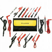 Fluke Tl81a Deluxe Electronic Test Lead Set Basic Cable Cord Wire Kit Original