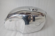 Alloy Petrol Tank Suitable For Vintage Bmw R100 Rt Rs R90 R80 Model With Cap@p