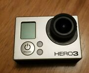 Gopro Hero3 Action Camcorder - Silver Plus 2 Case Types And Remote