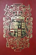 Queen Mary Atlas - Folio Society - Huge Book With Case 23 Tall
