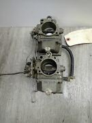 Evinrude Johnson Outboard 70 Hp 1974 Carb Carburetor Upper And Middle 386268 386