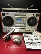 National Rx-7200 Station Moving Works Metal Tape Record Re-possible Fmam