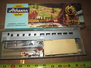 Ho Scale Athearn 1790 Undecorated Sl Diner Kit In Box.