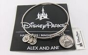 Disney Parks Alex And Ani Hollywood Studios Sorcerer's Hat Rs, Card, Aa Box
