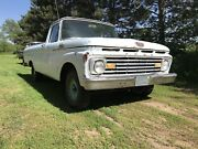 1963 Ford Unibody Parts Truck