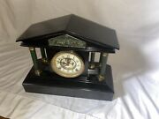 Vintage Ansonia Mantle Clock 1880 Purchased For 1750