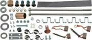 Model A Ford Starter Motor Rebuild Kit - 60 Pieces - For Starters With 5/8 Shaft