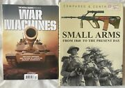 Us War Machines Magazine And Small Arms From 1860-present Day Hc Book