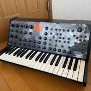 Korg Ms-20 Late Model Analog Synthesizer Vintage From Japan Used Good Condition