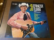 Ernest Tubb And His Texas Troubadoursmy Pick Of The Hitsex/exclassic Country Lp