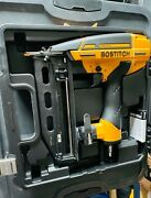 Bostitch Smart Point 16 Gauge Finishing Nail Gun Never Used W/ Carrying Case