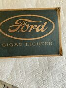 Model A Ford Electric Cigar Lighter A-18527 New Old Stock Town Car Rare