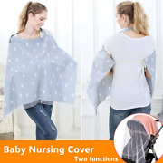 Nursing Cover Coverup For Breastfeeding Privacy Extra Wide Cover-up For Baby