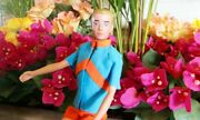 Mattel Barbie Doll Ken Accessories And Clothes Set 1960's Vintage F/s From Japan