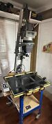 Complete Ready To Go Omega Pro-lab D-6 4x5 Enlarger Unit