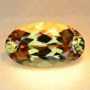 5.33cts Elongated Long Oval Cut Natural Color Shift Turkish Diaspore Watch Video