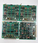 Lot Of 4 1.640kg Military Board For Scrap Gold Recovery