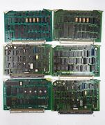Lot Of 6 1.460kg Military Board For Scrap Gold Recovery