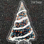 2019/2020 Holiday Tree 2 Pure Silver Christmas Tree Coin Solomon Islands Pamp